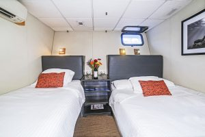 Belle Amie Stateroom A