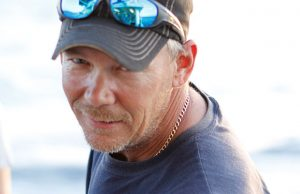 Nautilus' Chief engineer Larry