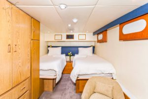 Swell Superior suite on the Gallant Lady